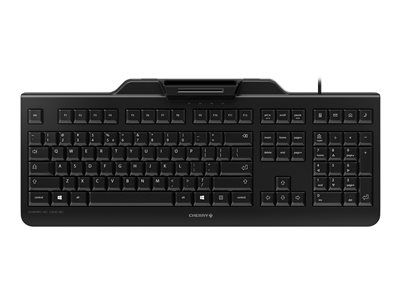 CHERRY KC 1000 SC Keyboard with Smart Card reader USB English US