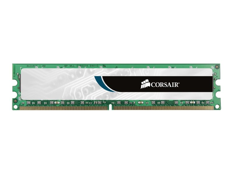 Corsair Value Select - DDR2 - 1 GB - DIMM 240-PIN - 533 MHz / PC2-4200 - ungepuffert