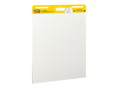 Post-it Easel Pad 559 Flip chart pad 25 in x 30 in 30 sheets white