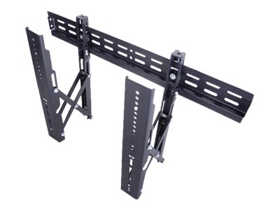 Public Video Wall Mount Rail