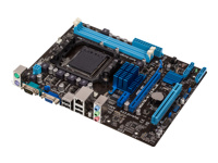ASUS M5A78L-M LX3 - Motherboard - micro ATX - Socket AM3+ - AMD 760G - Gigabit LAN - onboard graphics - HD Audio (8-channel)