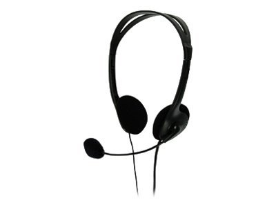 König BXL-HEADSET1BL - Headset - On-Ear - Schwarz