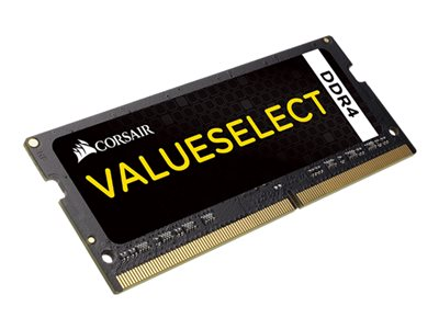 CORSAIR Value Select - DDR4 - 4 GB - SO DIMM 260-PIN