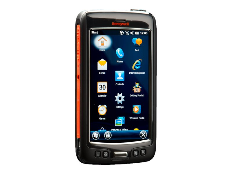 """Honeywell Dolphin 70e - data collection terminal - Win Embedded Handheld 6.5 Pro - 1 GB - 4.3"""" - 3G"""