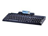 Preh MC 147 Keyboard PS/2, USB black, RAL 9011