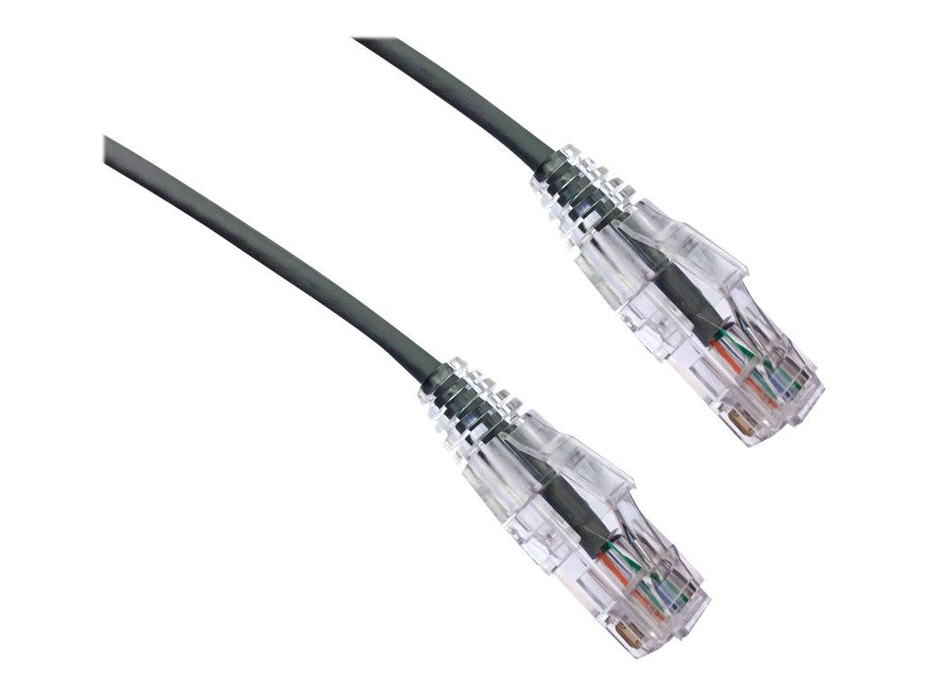 Axiom BENDnFLEX patch cable - TAA Compliant - 27.4 m - gray