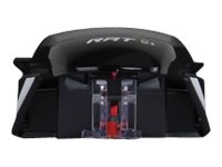 Mad Catz R.A.T. 2+ Mouse right and left-handed optical 3 buttons wired USB blac
