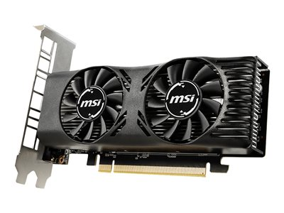MSI GTX 1650 4GT LP OC 4GB GDDR5