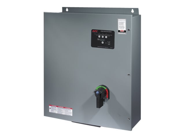 APC SurgeArrest Panelmount with Disconnect and Surge Counter - surge protector