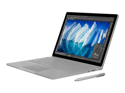 Microsoft Surface Book with Performance Base Tablet with keyboard dock