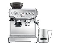 Sage SES875BSS2EEU1A The Barista Express - Automatic coffee machine with cappuccinatore