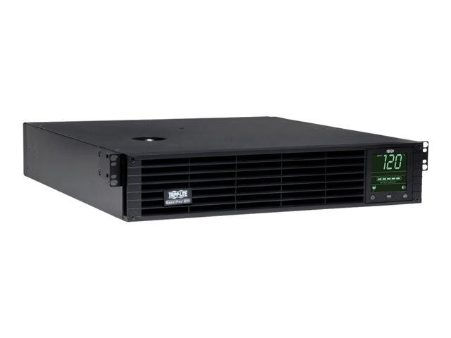 Tripp Lite UPS Smart 2200VA 1920W Rackmount AVR 120V Pure Sign Wave USB DB9 SNMP 2URM