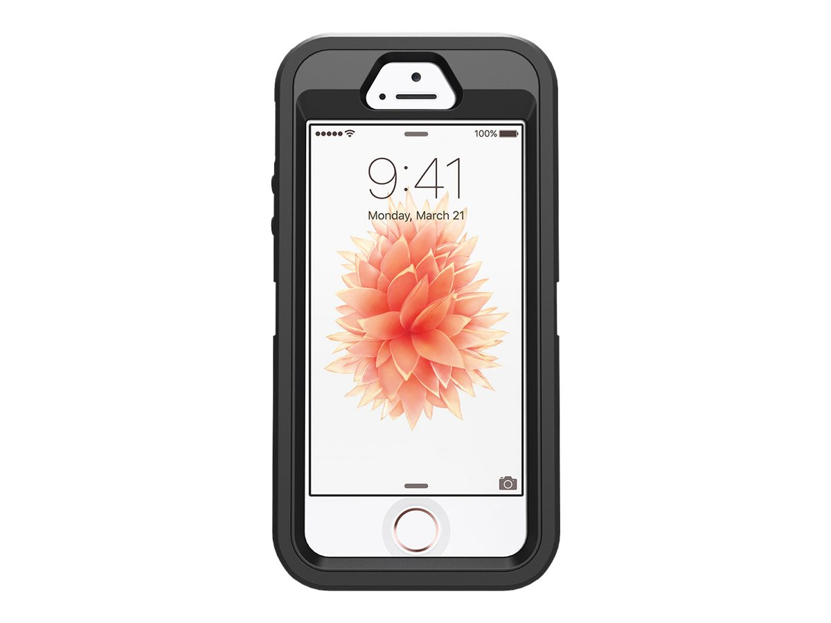 """OtterBox Defender Series Apple iPhone 5/5s/SE - ProPack """"Each"""" - protective case for cell phone"""