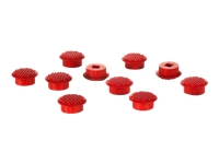 Lenovo ThinkPad Super Low Profile - Trackpoint cap (pack of 10) - for ThinkPad E14; E15; L13; L13 Yoga; P1 (2nd Gen); P43; P73; T49X; X1 Extreme (2nd Gen); X39X