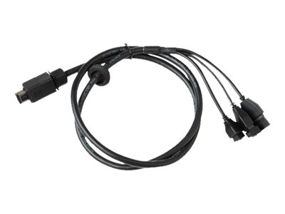 AXIS Multicable C - camera cable - 3.3 ft