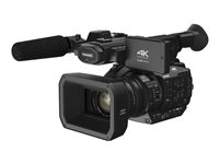 Panasonic AG-UX90PJ Camcorder 4K / 24 fps 17.78 MP 15x optical zoom Leica fl
