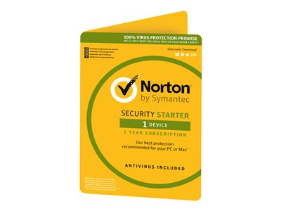 Norton Security Standard - ( v. 3.0 ) - bokspakke ( 1 år ) - 1 PC/Mac - DVD - Win, Mac - Nordisk