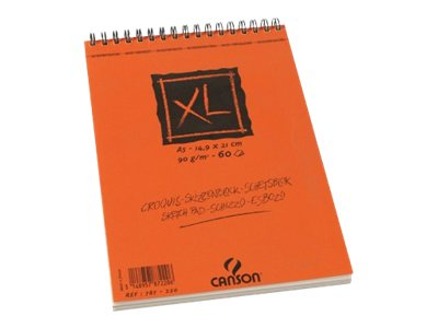 CANSON XL - carnet d'esquisses