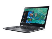 Acer Spin 3 14' I3-8145U 256GB Intel UHD Graphics 620 Windows 10 Home 64-bit