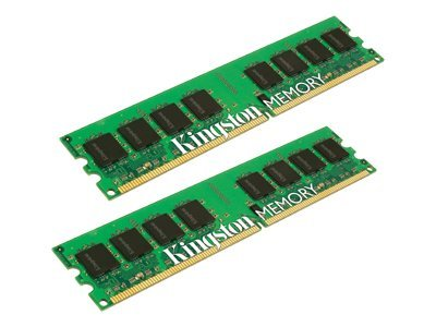 Kingston - DDR2 - 4 GB: 2 x 2 GB - DIMM 240-pin - registered