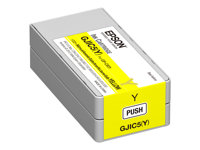 Epson GJIC5(Y) Yellow original ink cartridge for Epson G
