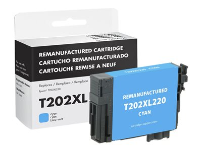 EPC - High Capacity - cyan - remanufactured - ink cartridge (alternative for: Epson T202XL)