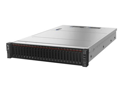 Lenovo ThinkSystem SR650 7X06 Server rack-mountable 2U 2-way