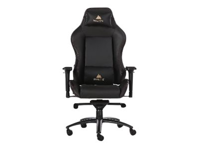 Nordic Nor-100 Gold Premium Gaming Chair, Black
