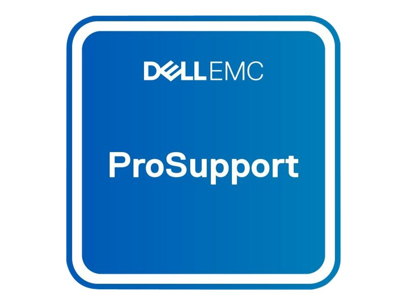 Dell Upgrade from 3Y ProSupport to 5Y ProSupport - extended service agreement - 2 years - 4th/5th year - on-site