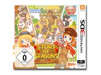 Story of Seasons Trio of Towns - Nintendo 3DS, Nintendo 2DS