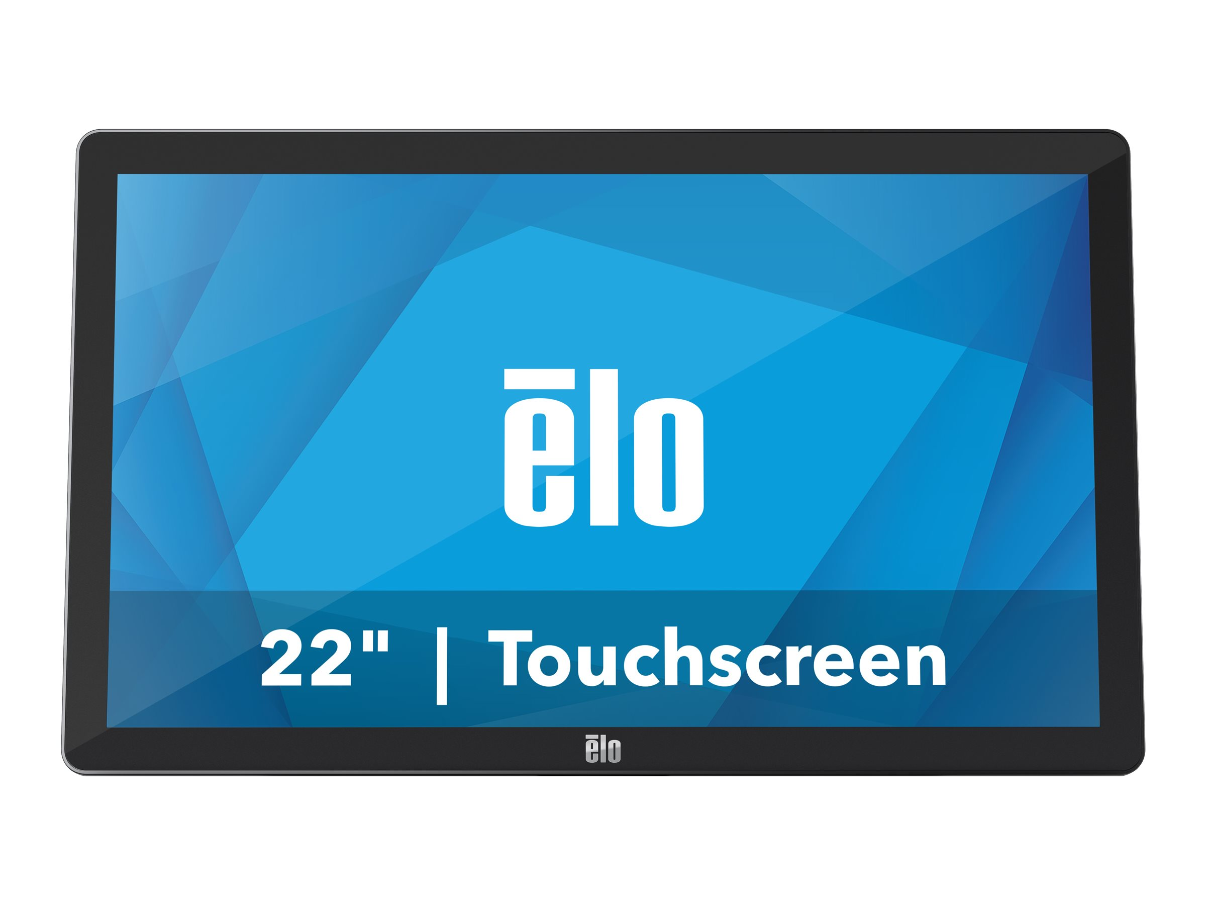 Elo EloPOS System, ohne Standfuß, 54,6cm (21,5 Zoll), Projected Capacitive, SSD, schwarz