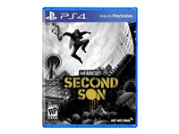InFAMOUS Second Son PlayStation 4