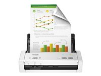 Brother ADS-1250W Document scanner Duplex Letter 600 dpi x 600 dpi
