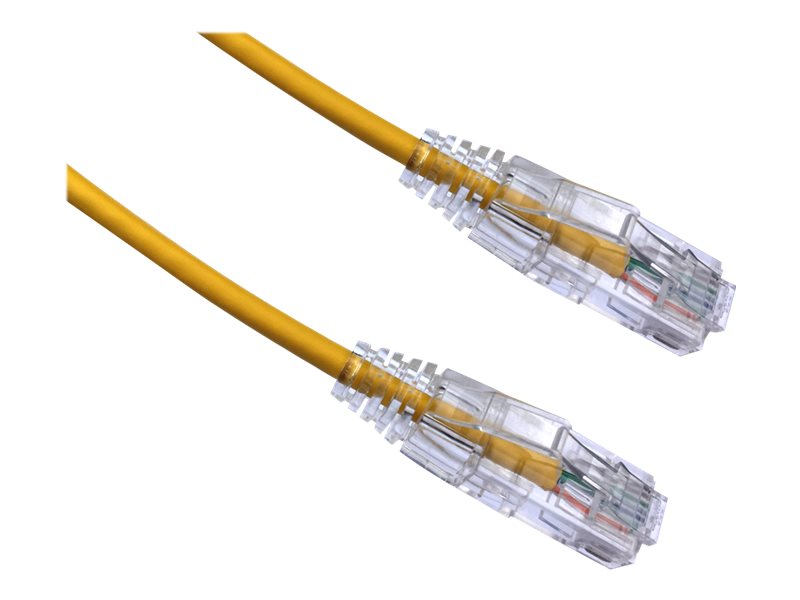 Axiom BENDnFLEX patch cable - TAA Compliant - 1.22 m - yellow