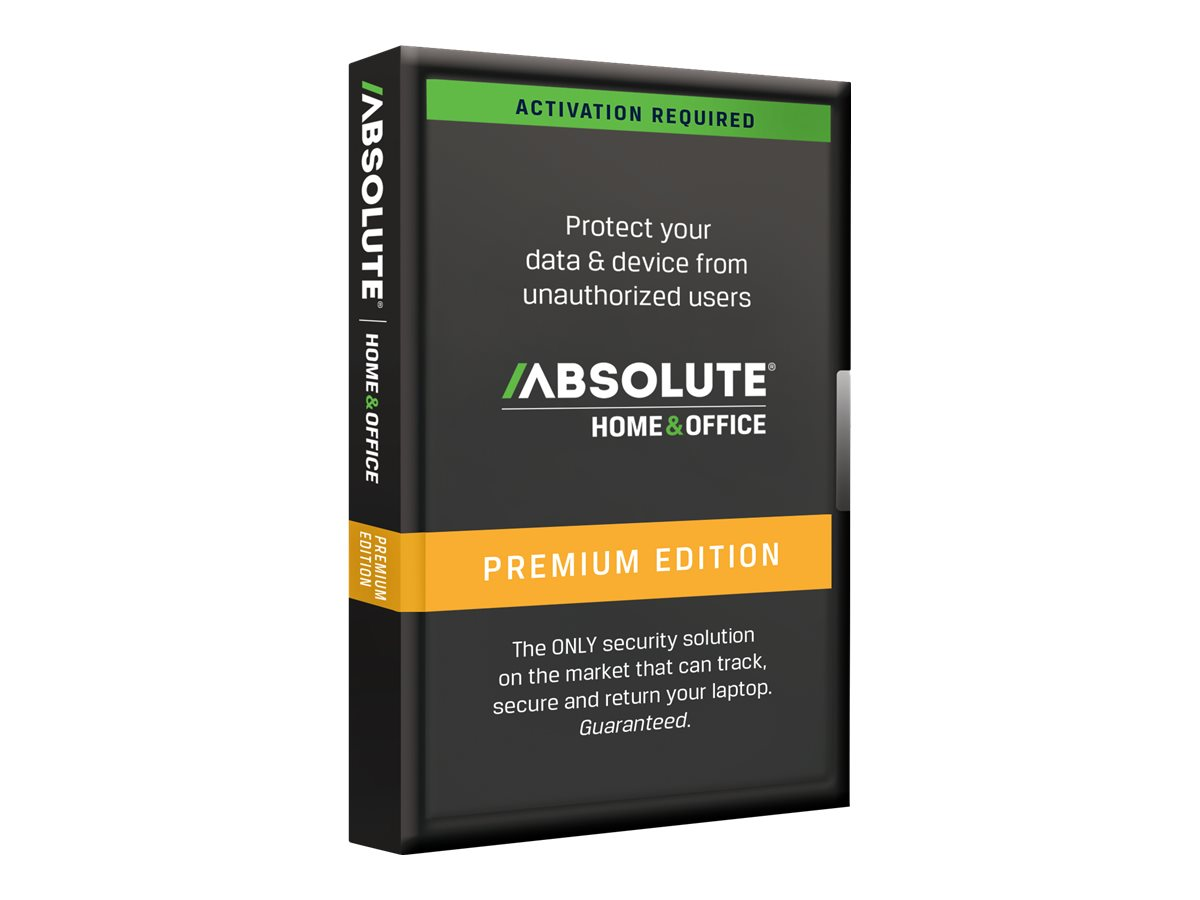 Absolute Home & Office Premium - subscription license (4 years) - 1 license