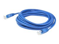 AddOn patch cable - 1.83 m - blue