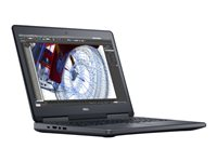 Dell Precision Mobile Workstation 7520