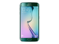 "Samsung Galaxy S6 edge - SM-G925F - smartphone - 4G LTE Advanced - 128 GB - GSM - 5.1"" - 2560 x 1440 pixels (577 ppi) - Super AMOLED - RAM 3 GB - 16 MP (5 MP front camera) - Android - Emerald Green"