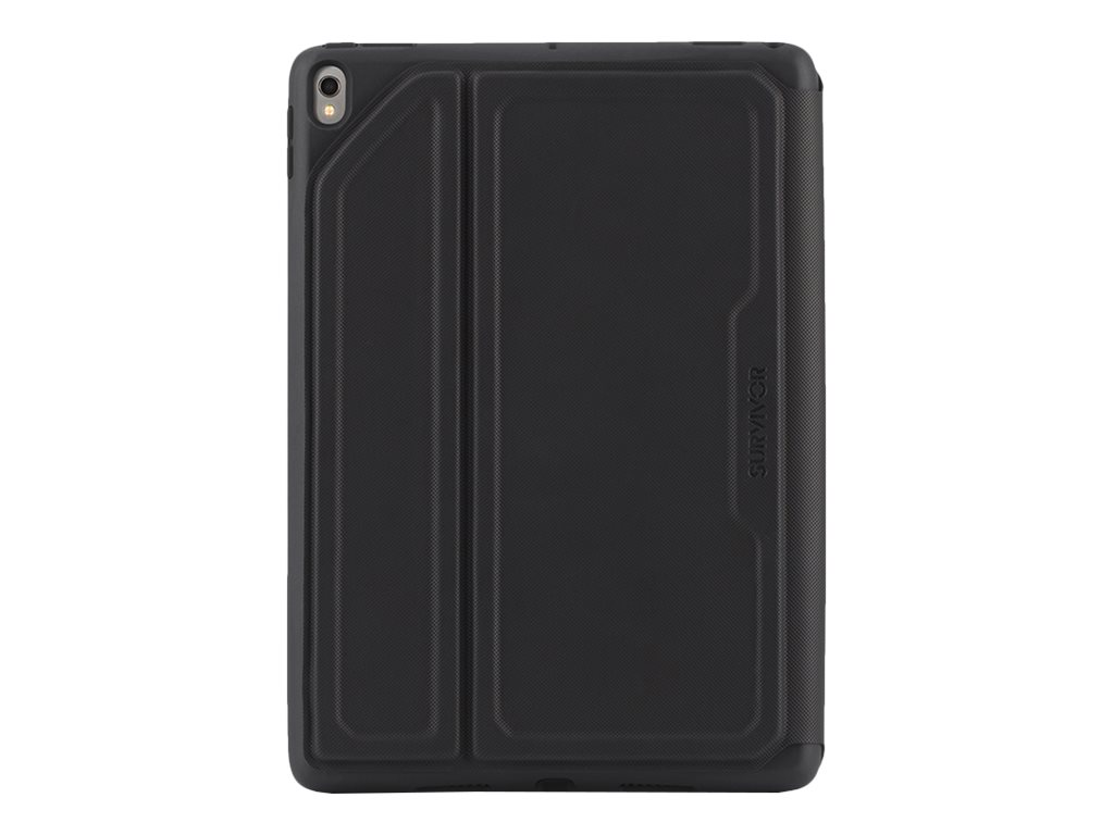 Griffin Survivor Rugged Folio - flip cover for tablet