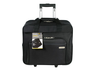 "Targus 16"" / 40.6cm Rolling Laptop Case - Notebook carrying case - 16"" - black"