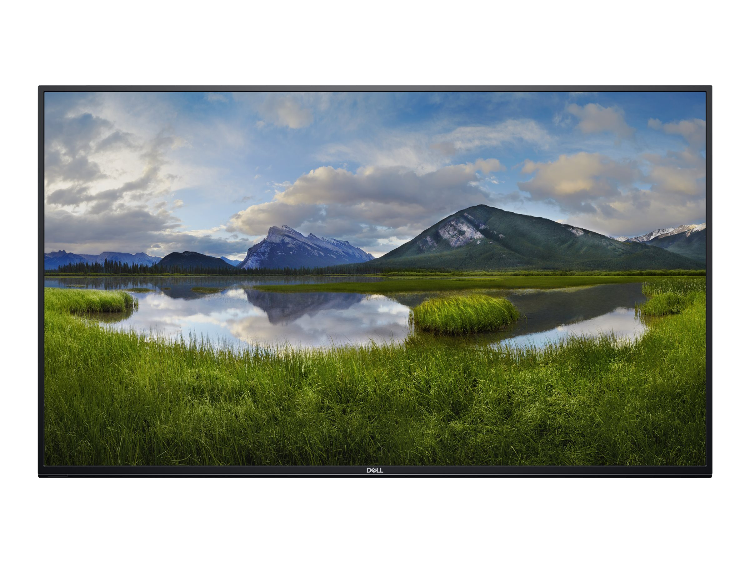 """Dell C5519Q 55"""" Class (54.6"""" viewable) LED display - 4K"""