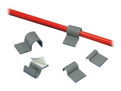 """Panduit Adhesive Backed """"A1C"""" clip - cable clips (self-adhesive)"""