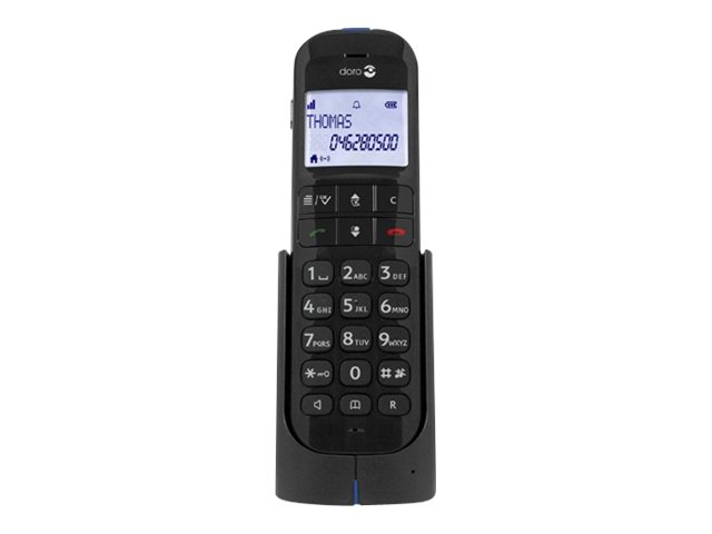 Image of DORO Magna 2005 - cordless phone - answering system with caller ID