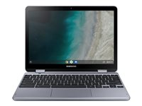 Samsung Chromebook Plus XE512QAB Flip design Core m3 7Y30 / 1 GHz Chrome OS 4 GB RAM