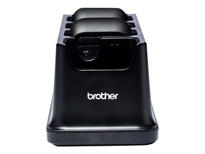Brother PA-4CR-002 4-Slot Docking Cradle Printer charging cradle output connectors: 4