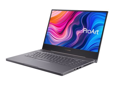 ASUS ProArt StudioBook Pro 15 W500G5T-XS77 Lay-flat design Core i7 9750H / 2.6 GHz  image