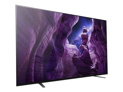 """Sony XBR-55A8H BRAVIA XBR A8H Series - 55"""" Class (54.6"""" viewable) OLED TV - 4K"""