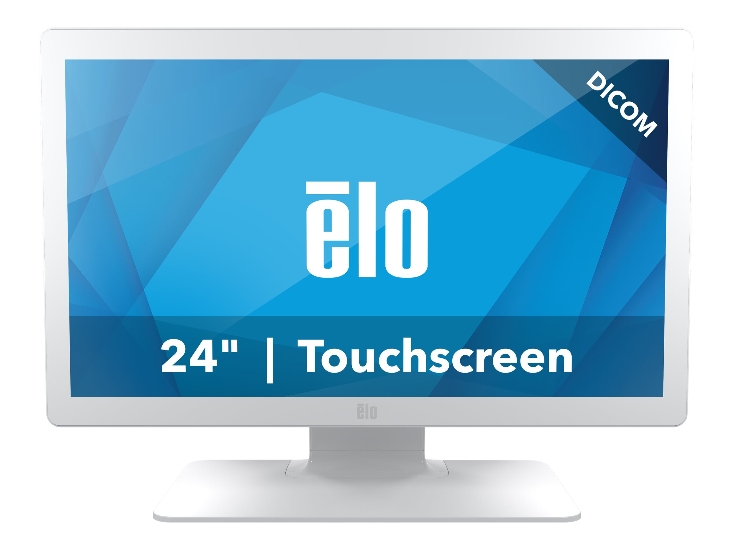 Elo 2403LM, Projected Capacitive, 10 TP, Full HD, weiß