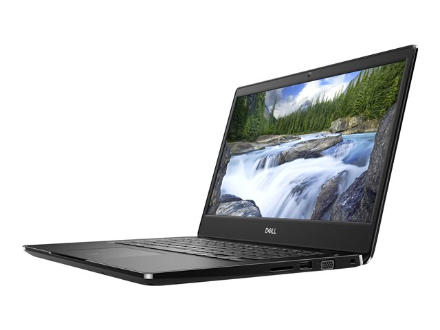 "Dell Latitude 3400 - Core i3 8145U / 2.1 GHz - Win 10 Pro 64 bits - 4 Go RAM - 1 To HDD - 14"" 1366 x 768 (HD) - UHD Graphics 620 - Wi-Fi, Bluetooth - noir - BTS"