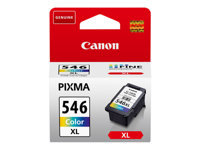 Picture of Canon CL-546XL - High Yield - colour (cyan, magenta, yellow) - original - ink cartridge (8288B001)